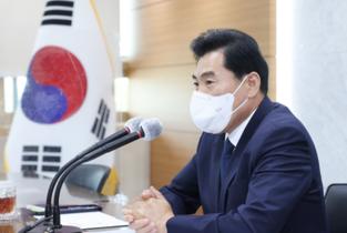 의왕시, 평생교육 중장기 종합발전계획 중간보고회 개최